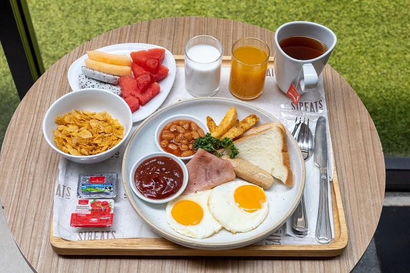 ชุดอาหารเช้า