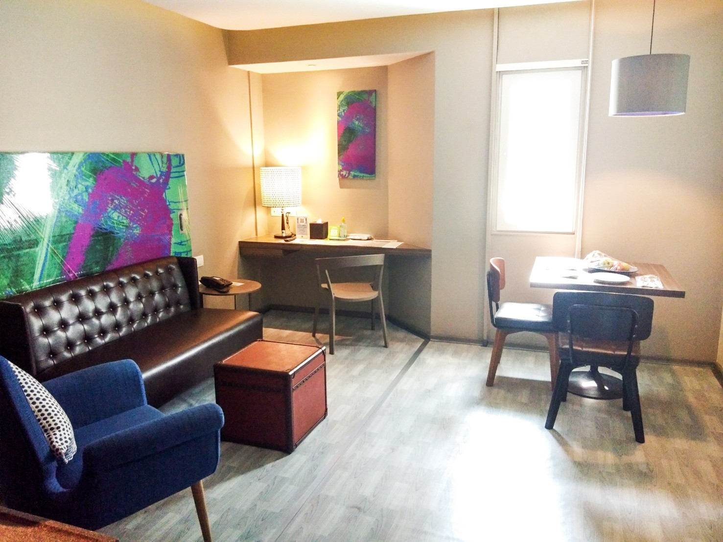 ASQ HOTEL PACKAGE