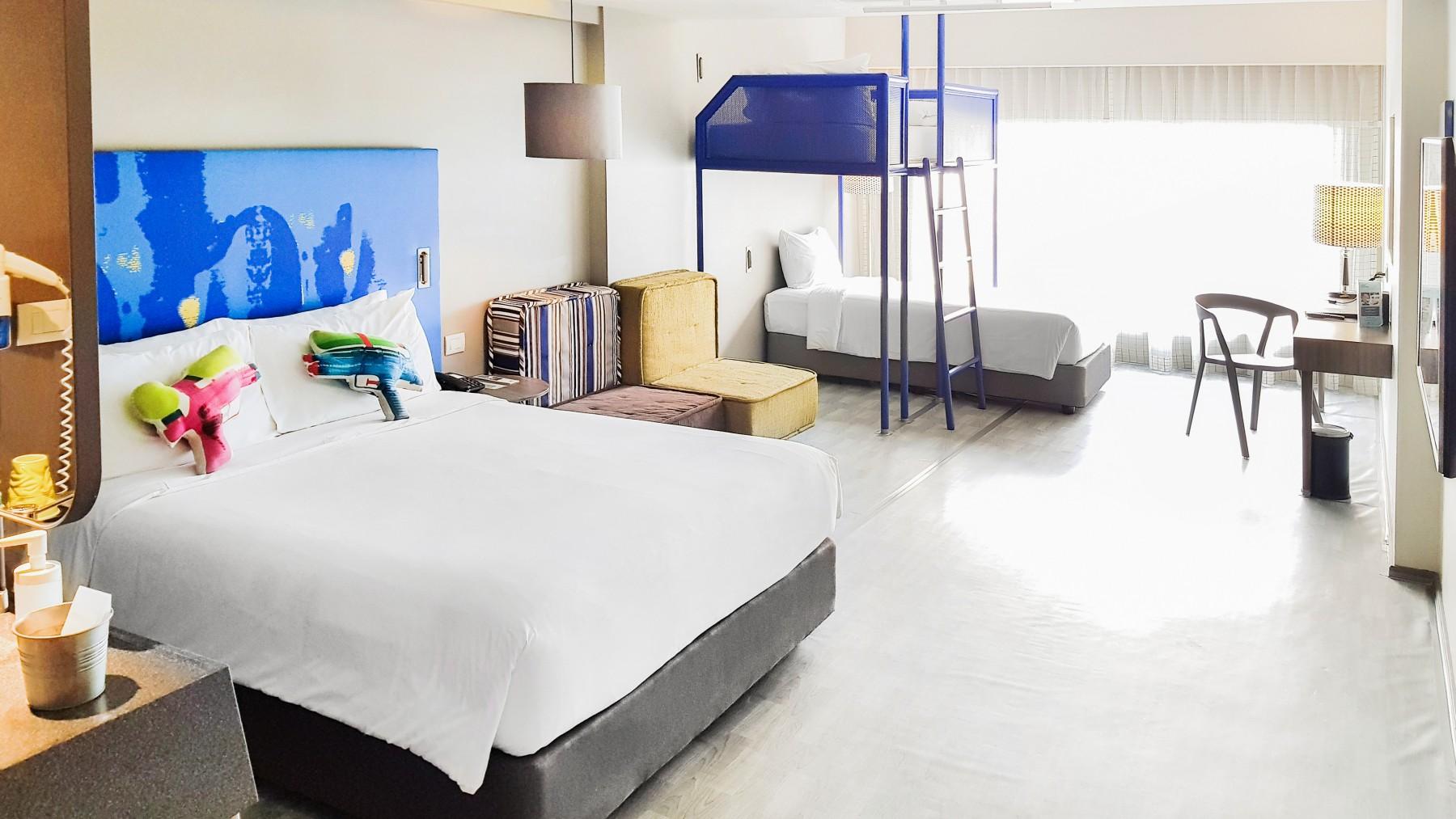 Alternative State Quarantine Hotel in Bangkok