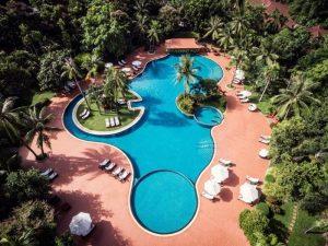 Sofitel hotel Siem Reap
