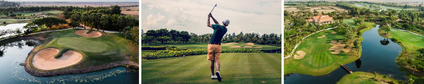 Golf Angkor
