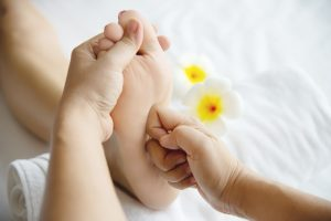 feet massage siem reap