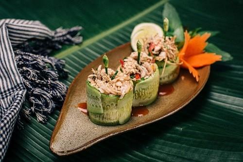 Khmer food siem reap