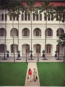 Raffles Hotel Singapore An Oasis For The Well Travelled