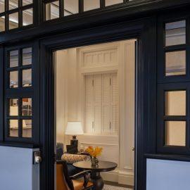 Courtyard Suite Parlour Twilight