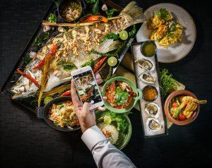 Voila! Restaurant Premium Thai Seafood Dinner