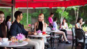 Le Macaron Terrace at Sofitel Bangkok SUkhumvit