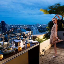 Celebrate your Honeymoon at Sofitel Bangkok Sukhumvit