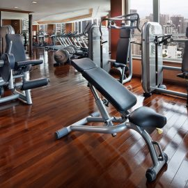 So FIT center at Sofitel Bangkok Sukhumvit