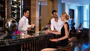 bangkok hotels with executive club lounge