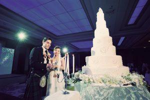 Sofitel Wedding Cake 2017