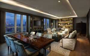 Imperial Suite Living at Sofitel Bangkok Sukhumvit