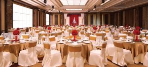 Magnifique Chinese Wedding Set-up