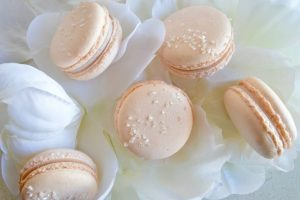 Sofitel Bangkok - Jasmine Flavored Macaron - Mother's Day Bangkok