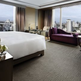 Sofitel Sukumvit Bangkok Jul Luxury Club Millesime King Bed MB
