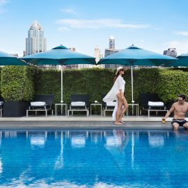 Sofitel Bangkok Sukumvit Jul Pool