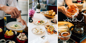 Mediterranean Style Buffet Dinner