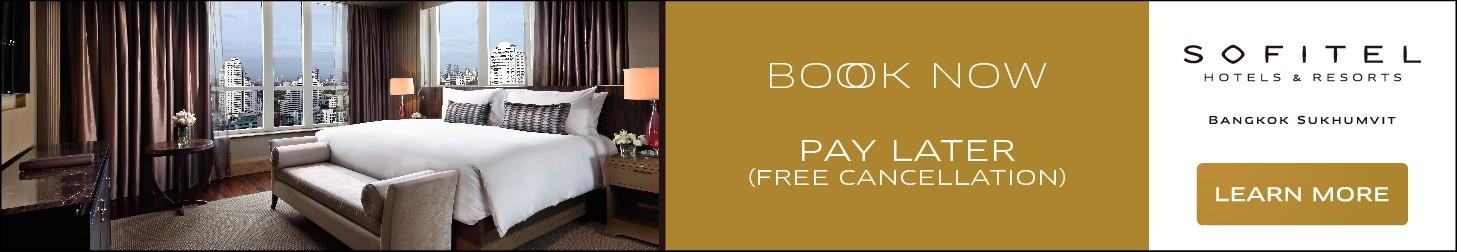 Imperial Suite | Suite Room in Bangkok | Sofitel Bangkok