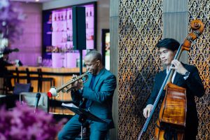Jazz hour at Sofitel Bangkok Sukhumvit