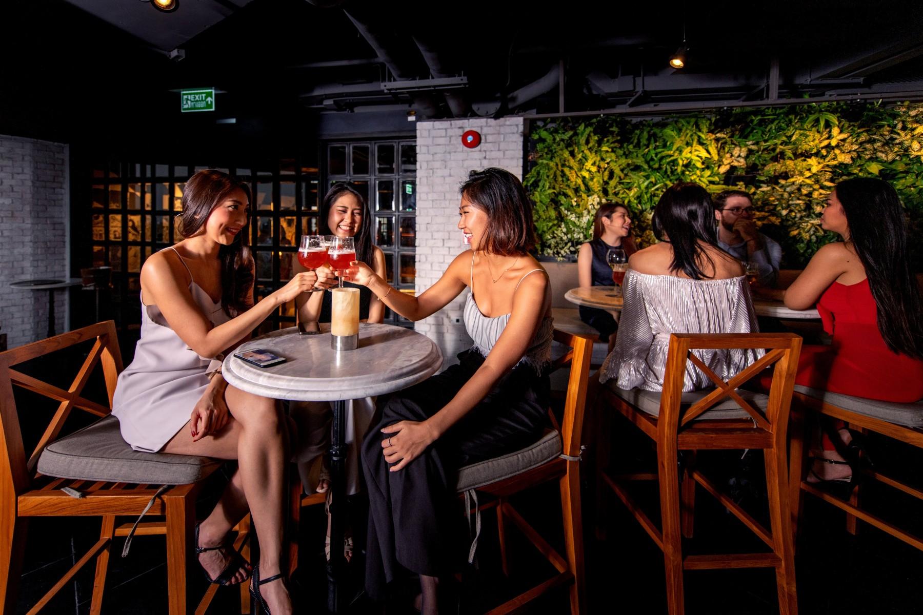 Best Rooftop Bar in Bankgok