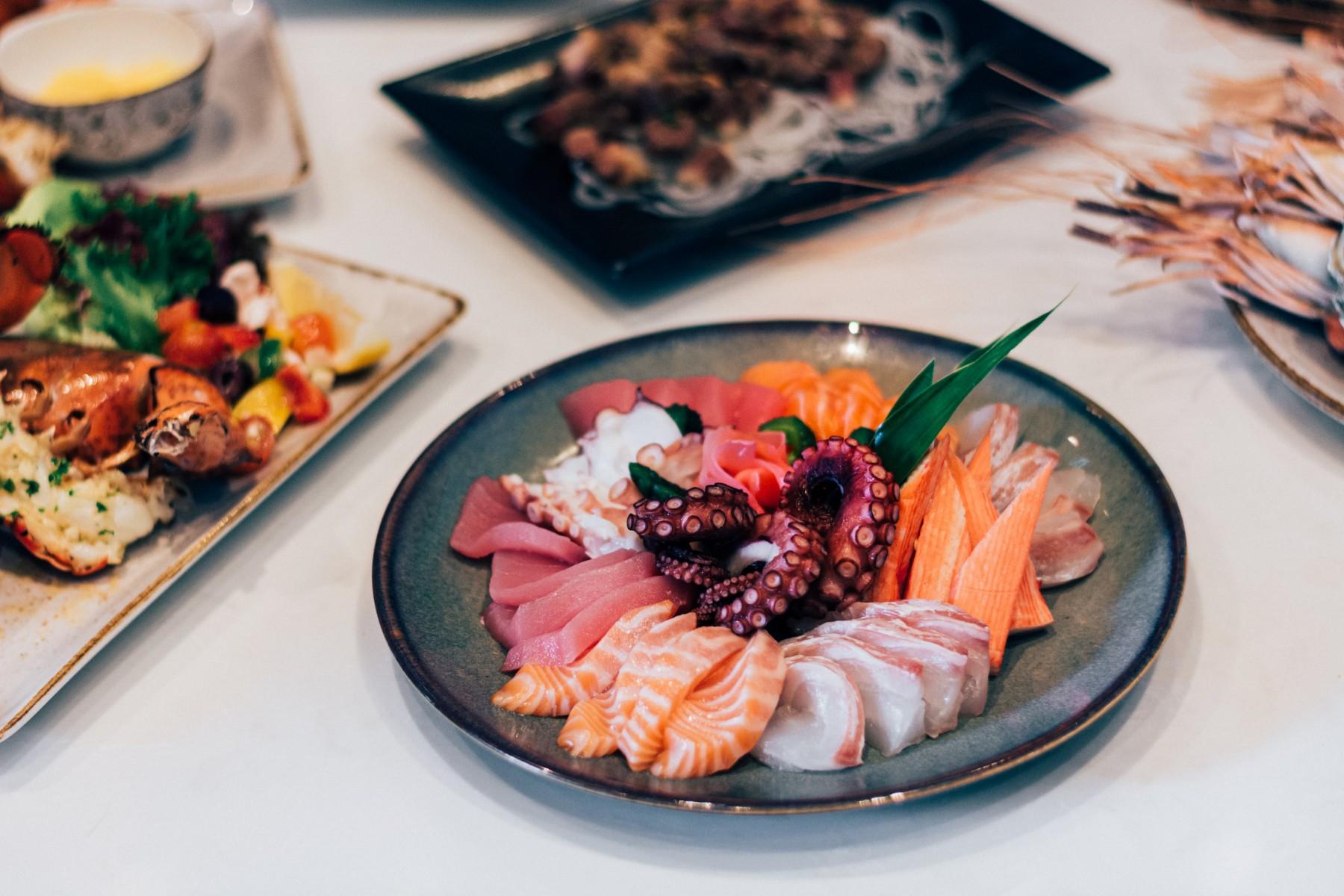 Sushi Buffet in Bangkok