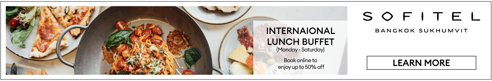 international lunch buffet bangkok