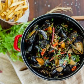 MOULES MARINI C RE