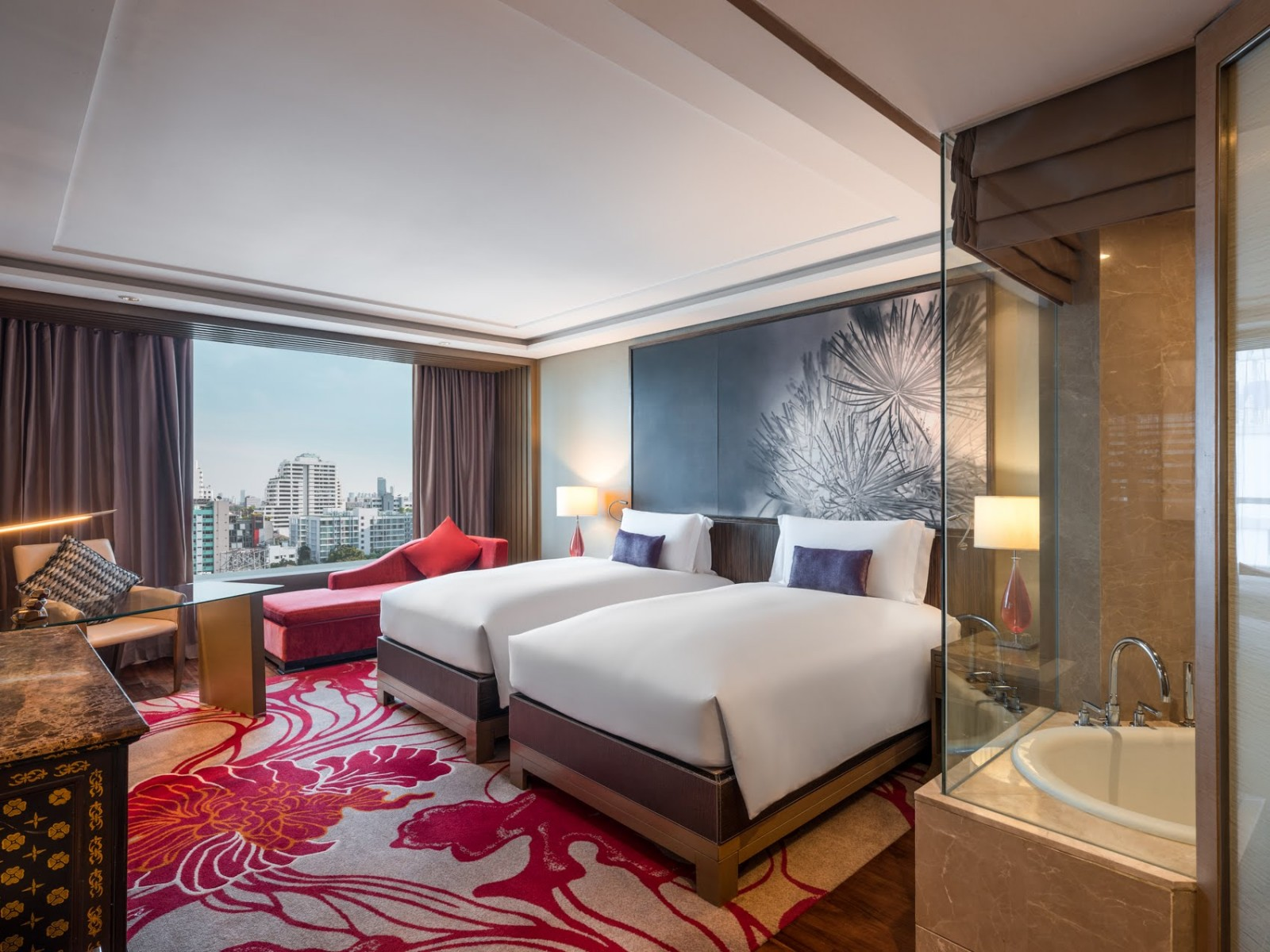 Luxury Accommodation Bangkok