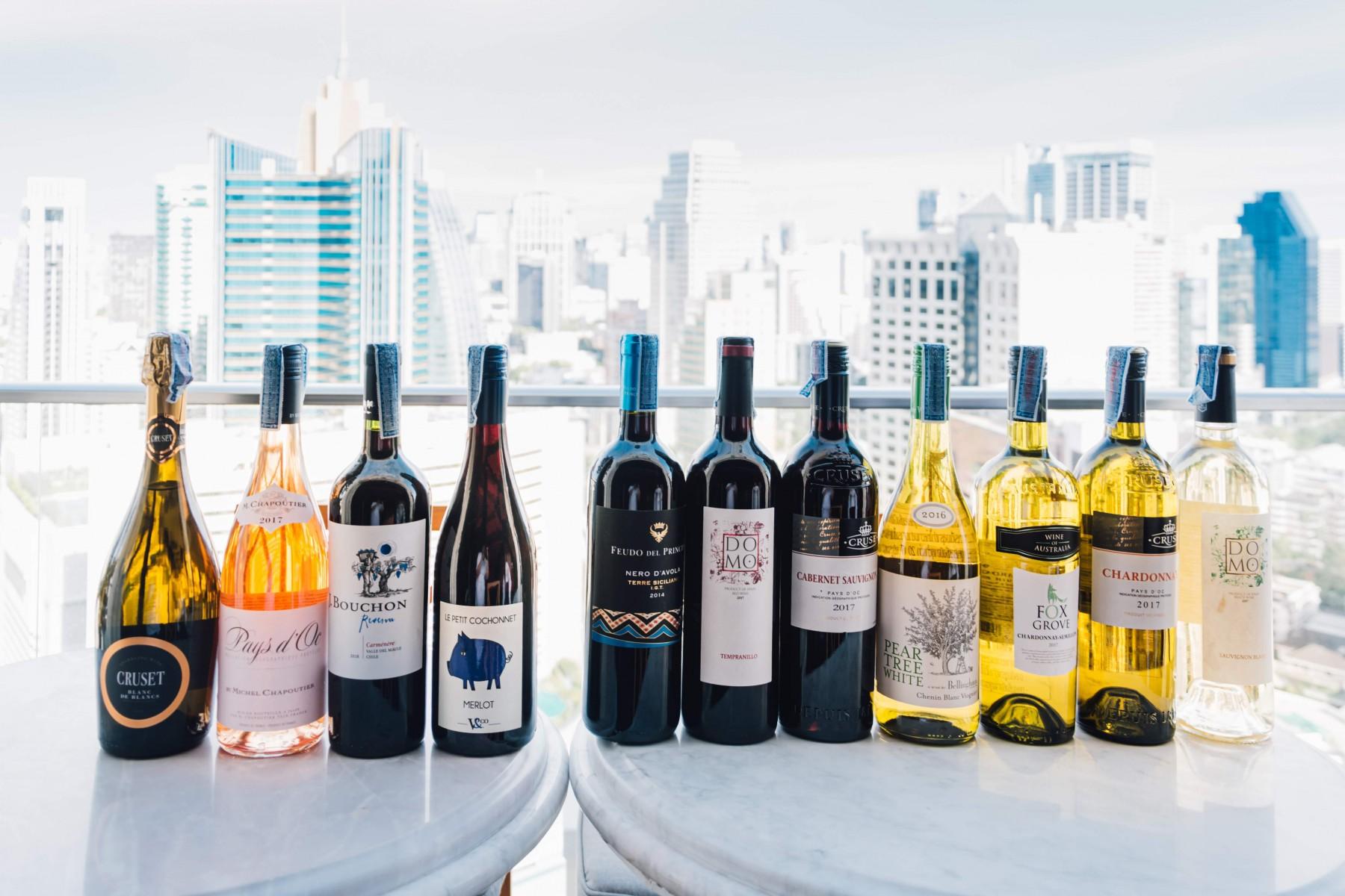 Wine Delivery Bangkok