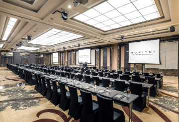 5 star ballroom for conferences in Bangkok
