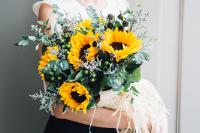 สั่งช่อดอกไม้