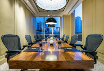 Hotel Meeting Rooms - boardroom style