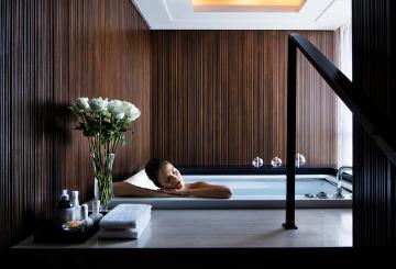 Spa Package Bangkok-Lavender Bath