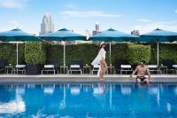 Swimming Pool in Bangkok