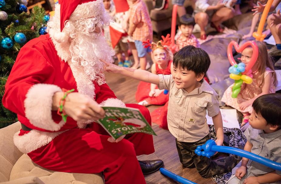 Kids Activities for Christmas in Bangkok