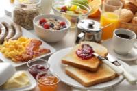buffet breakfast in Bangkok