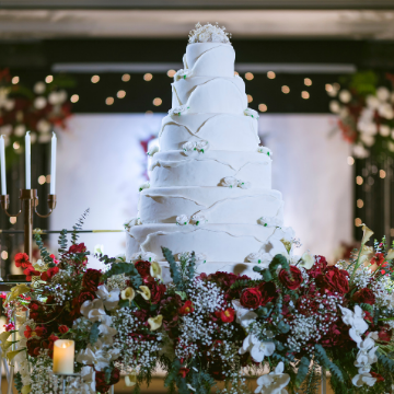5-star Wedding cakes Bangkok