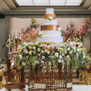 Wedding Cakes Bangkok