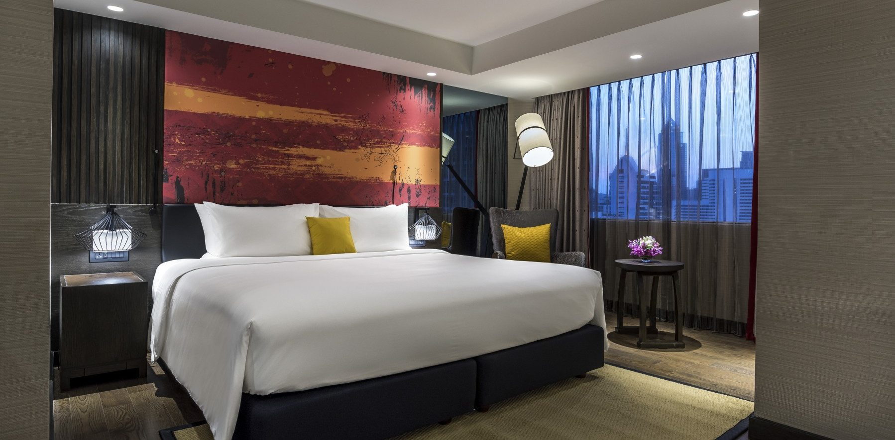 Deluxe Room at Mercure Bangkok Sukhumvit 11