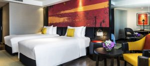 Mercure Bangkok11- Privilege Twin Room