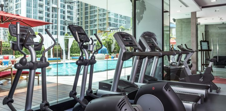 mercure-bangkok-sukhumvit-11-gym-equipment