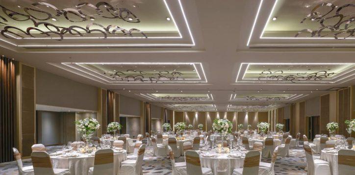 Pullman Jakarta Indonesia Weddings Banquets
