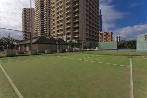 Novotel Surfers Paradise Tennis Court