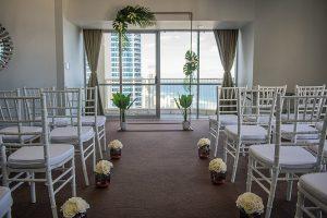 Penthouse Wedding