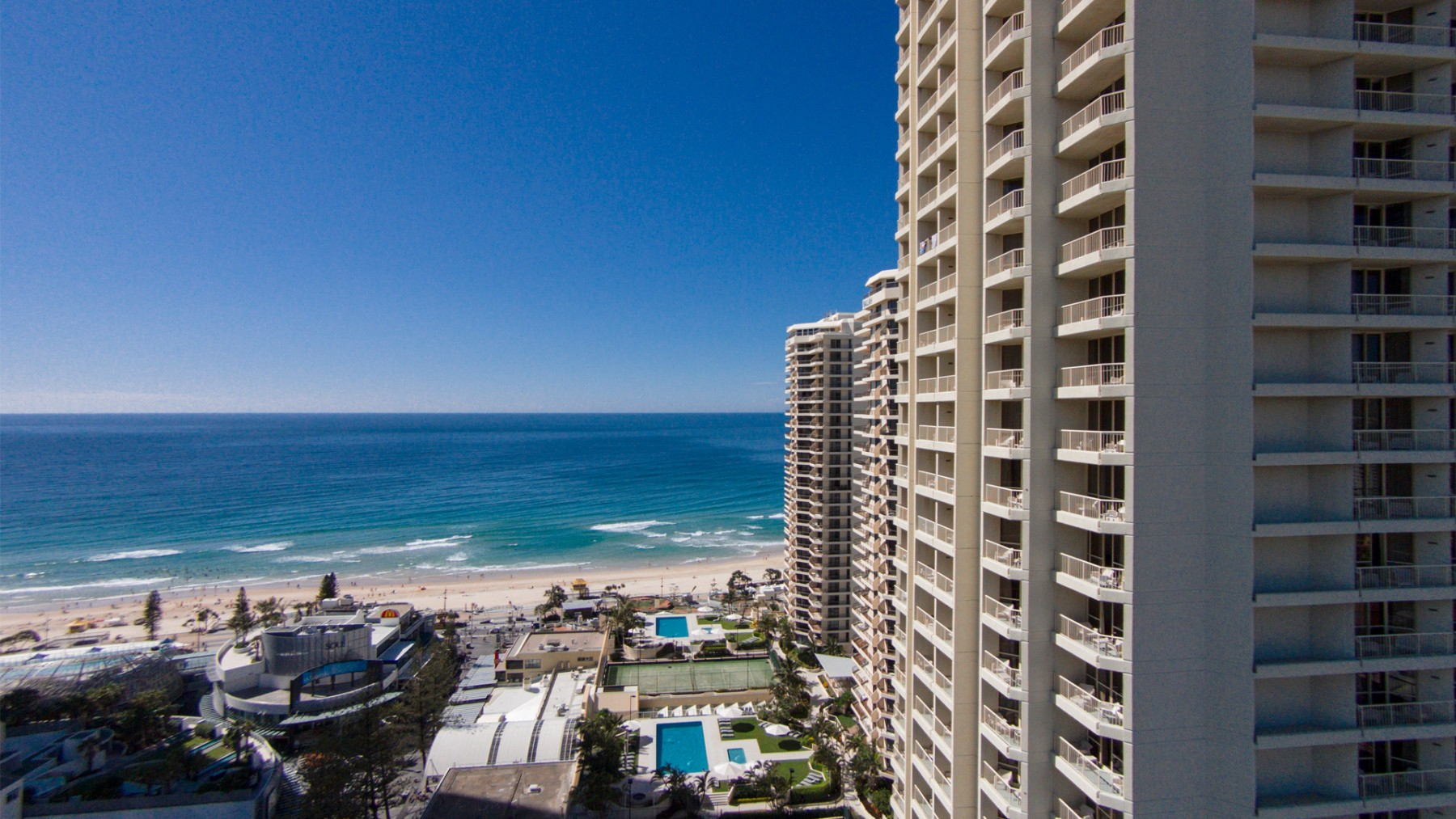 Carte Australie Surfers Paradise.Novotel Surfers Paradise Gold Coast Accommodation
