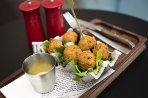 Delicious Fish cakes from TurBArlence