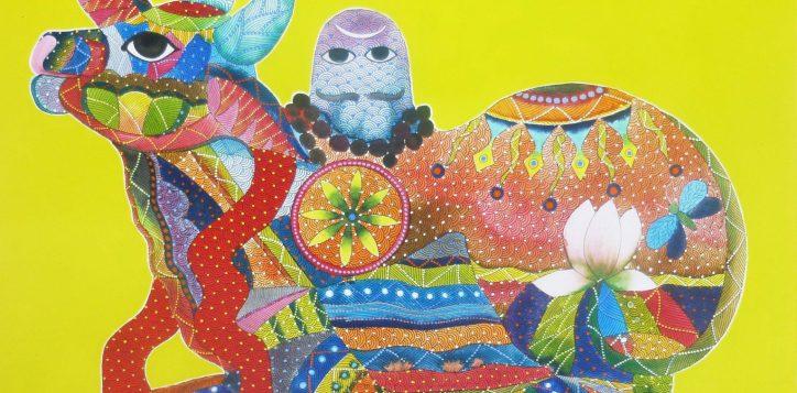vrn-019-venkat-raman-singh-shyam-nandi-acrylic-on-canvas-2016-29-x-36