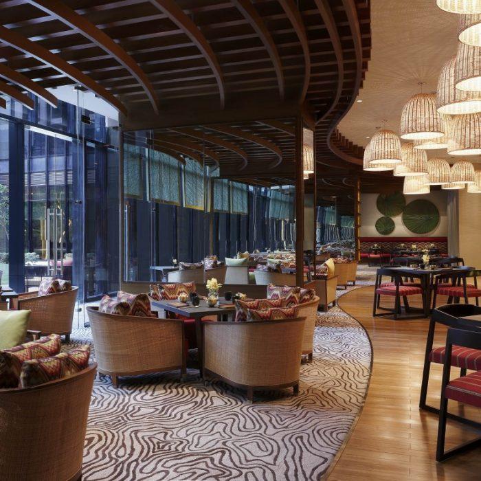 Restaurants Bars Pullman New Delhi Aerocity 5 Star Hotel