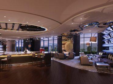 Pling lounge bar - Pullman New Delhi Aerocity - 5-star hotel