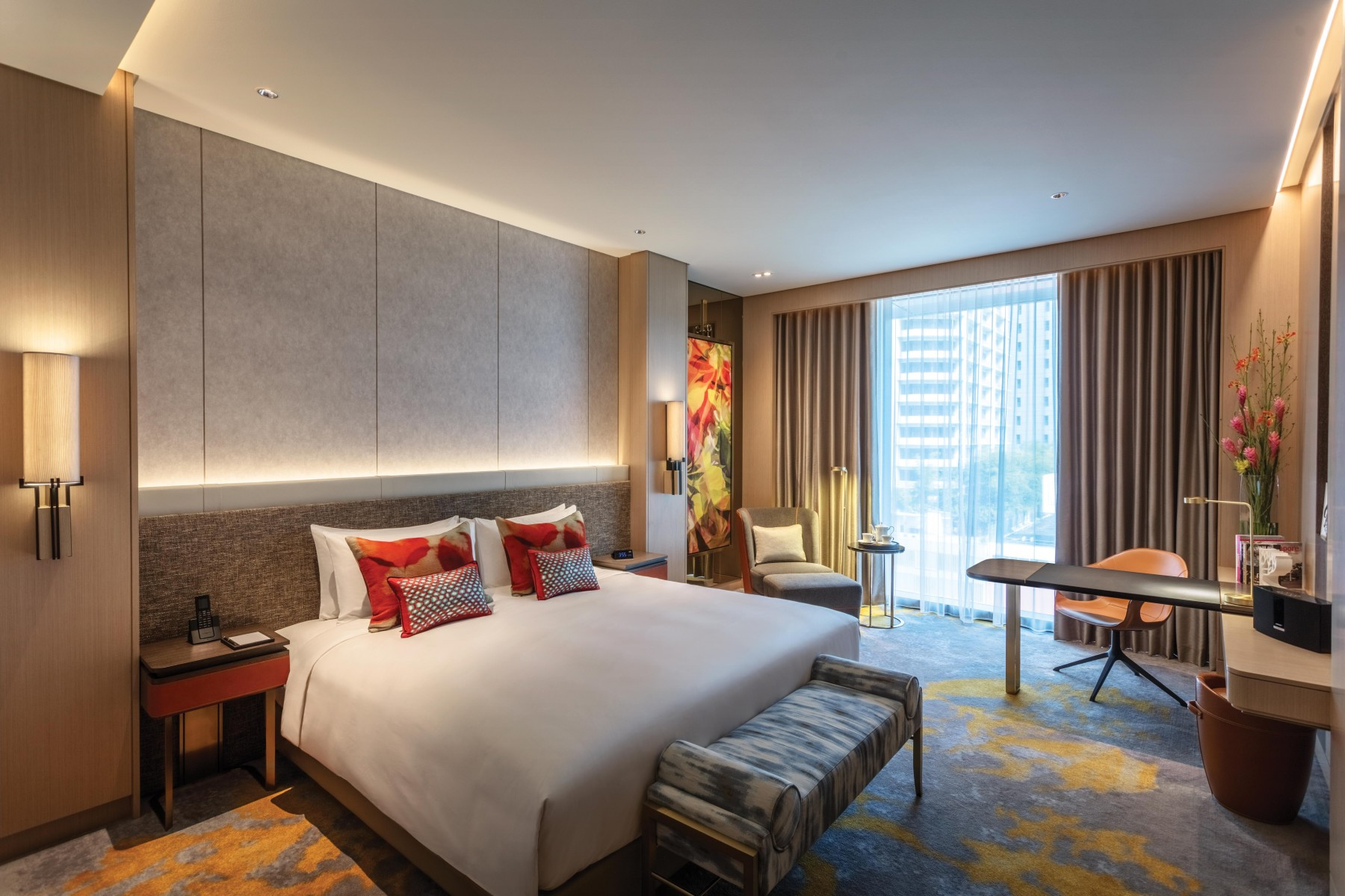 Luxury Hotel In Singapore Sofitel Singapore City Centre